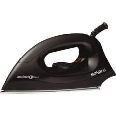 [Walmart] Ferro a Seco Maximus F-11 Black Mondial - R$32,90