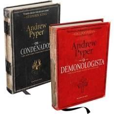 [Submarino] Kit Livros - Demonologista + Condenados - R$45