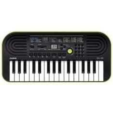 [Walmart] Mini Teclado Eletrônico Casio - SA-46H2 - R$160