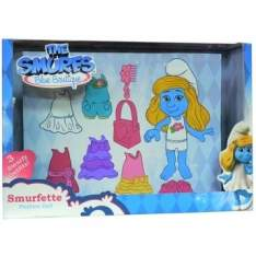 [Walmart] Boneca Smurfs Smurfette Fashion Doll Sunny - R$48