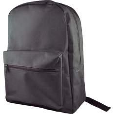 "[Sou Barato] Mochila para Notebook Leadership Blackpack Nylon Preto - Até 15"" - por R$22"