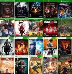 [Xbox Live] Capcom Publisher Sale: vários jogos em promoção