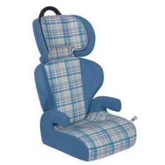 [Extra] Cadeira para Automóvel Tutti Baby Safety e Comfort 04300.11 - 15 a 36 Kg (duas cores) - por R$85