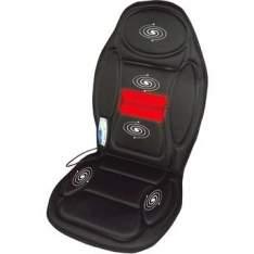 [Walmart] Assento Massageador para Carro, 5 Motores, com Aquecimento e Vibração - R$139,90