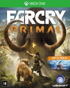 [Saraiva] Far Cry Primal - Limited Edition - Xbox One por R$117