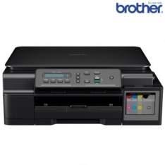 [Ricardo Eletro] Multifuncional InkTank Colorida DCPT300 - Brother - Impressora, Copiadora e Scanner por R$ 883