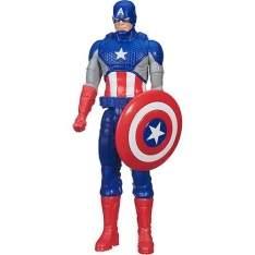 [Submarino] Boneco Os Vingadores Capitão América Titan - Hasbro - por R$49