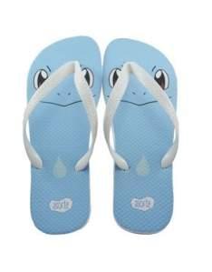 [Kanui] 4 chinelos Pokémon por R$99