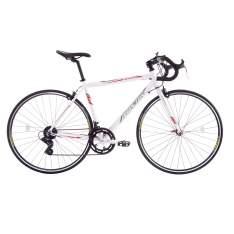 [Carrefour] Bicicleta Houston Aro 26 - 14 Marchas STR 500 Speed Branca por R$ 999