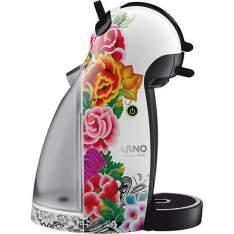 [Shoptime] Cafeteira Expresso Arno Piccolo 15 Bar Branca Dolce Gusto Adriana Barra - R$349