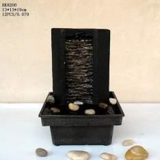 [SouBarato] Fonte de Água Relaxmedic Wall Marrom - R$49,99