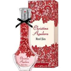 [SouBarato] Perfume Christina Aguilera Red Sin Feminino Eau de Parfum 30ml - R$34,99