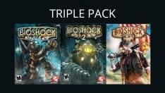 [Nuuvem] BioShock Triple Pack - por R$20