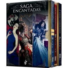 [Americanas] Box - Saga Encantadas (3 livros) Edição Econômica