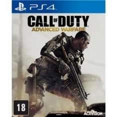 [Extra] Jogo Call Of Duty Advanced Warfare - PS4 por R$ 48