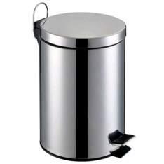 [Ricardo Eletro] Lixeira Inox, capacidade de 3L -R$ 22