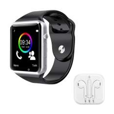 [Ponto Frio] Kit Relógio celular SmartWatch Touch Screen com entrada CHIP e Micro SD + Fone de ouvido por R$ 80