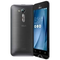 "[EFACIL] Smartphone Zenfone Go, Dual Chip, Prata, Tela 4.5"", 3G+Wi-Fi, Android 5.1, 5MP, 8GB - Asus POR R$ 488"
