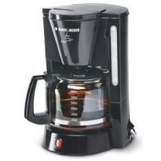 [Walmart] Cafeteira 36 Cafés CM4163-BR/CM4163-B2 Preta – Black&Decker - R$84