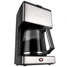 [Ricardo Eletro]Cafeteira Elétrica Ford 38 Xícaras Inox/Preta  R$ 90,00