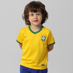 [Netshoes] Camisa Baby Brasil Nike - R$ 100