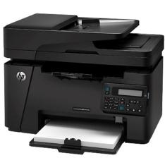 [Gigantec] - Multifuncional HP LaserJet Pro MFP M127fn ( Impressora / Copiadora / Scanner / Fax / Rede ) - R$ 1.169,98