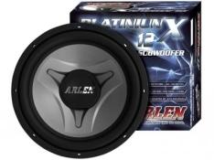 "[Magazine Luiza] Subwoofer 12"" 700 Watts RMS - Arlen Platinium - R$265,91"