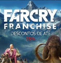 [STEAM] FARCRY - FRANCHISE (Promoção de todos os jogos da franquia) - A partir de R$ 5