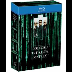 [Livraria da Folha]Box Blu-ray Trilogia Matrix- Blu-ray - R$50