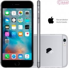 [Cissa Magazine] Smartphone Apple iPhone 6S 16GB Desbloqueado Cinza Espacial. Por R$ 2.999,99 (Boleto)