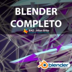 [EAD Allan Brito] Blender Completo: Todos os cursos - R$690