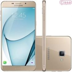 [CISSAMAGAZINE] Smartphone Samsung Galaxy A9 Duos A910 R$ 2379