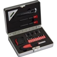 [Americanas]  Kit de ferramentas - R$ 23