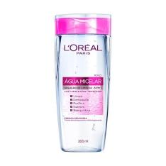 [Netfarma] Água Micelar Solução de Limpeza Facial L`Oréal Paris Dermo Expertise 5 em 1 - por R$25