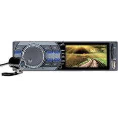 [AMERICANAS] Auto Rádio com Câmera de Ré - R$207 (no boleto)