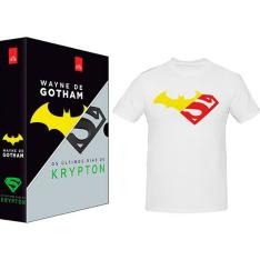 [Submarino] Livro - Box - Wayne de Gotham, Os Últimos Dias de Krypton