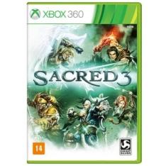 [Clube do Ricardo] Jogo Sacred 3 para Xbox 360 (X360) - por R$28