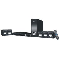 [Americanas] Home Theater DVD Player Lenoxx HT723 270W 5.1 Canais USB Função Karaokê - R$ 299,90