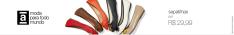 [Americanas] - Sapatilhas femininas vários modelos - R$30