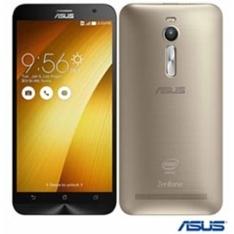[ShopFacil] Asus Zenfone 2 Dual, 32 GB e Câmera de 13 MP. Dourado