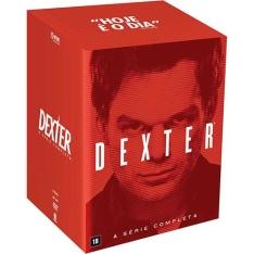 [Americanas] DVD - Coleção Dexter - 1ª a 8ª Temporada (32 Discos) - por R$88