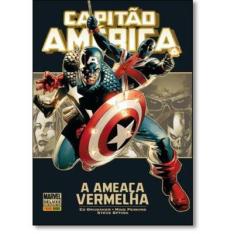 [AMAZON] Capitão América - A ameaça vermelha. R$35,90