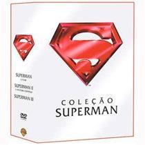[Americanas] Coleção Superman (3 DVDs) R$15,75 1x cartão // 17,90 boleto