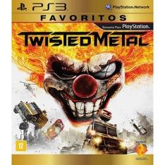 [Americanas] Twisted Metal PS3 - R$26,39 boleto // R$29,99 1x cartão