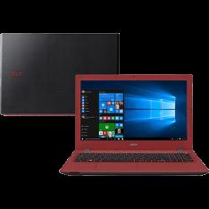 """[Americanas] Notebook Acer E5-574-307M Intel Core i3 4GB 1TB LED 15,6"""" Windows 10 - R$ 1699 boleto // R$1887,78 em 10x sem juros"""