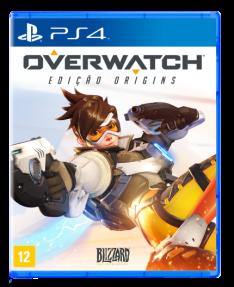 [Saraiva] Overwatch - PS4 e XB1 R$ 179 - Frete Grátis