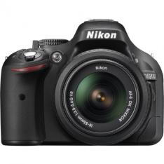 [Detona Shop] - CÂMERA NIKON D5200 AF-P DX 18-55MM 24.1MP, FULL HD - R$1.929