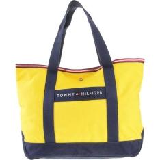 [Submarino] Bolsa Sacola Tommy Hilfiger Logo - Amarelo - R$90