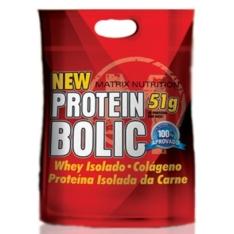 [BOA SAÚDE SUPLEMENTOS] Protein Bolic - 2Kg (Refil) - Matrix Nutrition-Baunilha