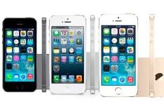 """[Peixe Urbano] iPhone 5S Apple com 16GB, Tela 4"""", iOS 8, Touch ID, Câmera 8MP, Wi-Fi, 3G/4G, Dourado, Branco ou Preto por R$1400"""